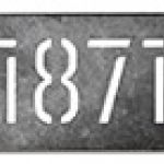 "A text image that reads, ""1871""."